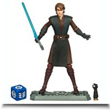 2011 Clone Wars Animated Action Figure
