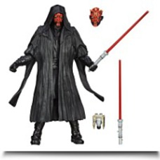 Black Series Darth Maul Figure 6