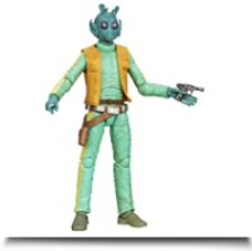 On SaleBlack Series Greedo Figure 6 Inches