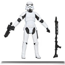 Black Series Stormtrooper Figure