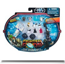 Fighter Pods Figure 12PK