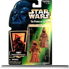 On SaleHasbro Power Of The Force Green Card
