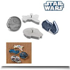 On SaleStar Wars Pressandstamp Cookie Cutters