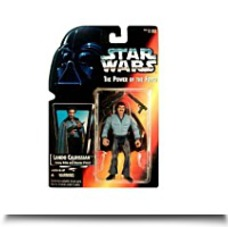 On SalePower Of The Force Red Card Lando Calrissian