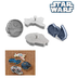 star wars press-and-stamp cookie cutters death