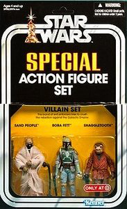 Vintage Collection Villain Set