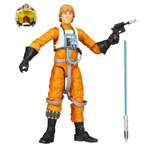 Black Series Luke Skywalker Figure
