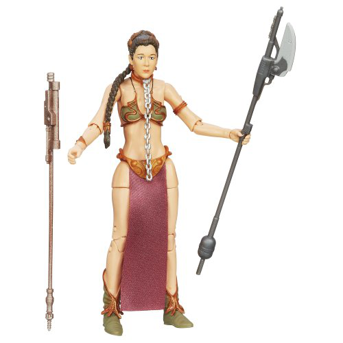 Black Series Princess Leia