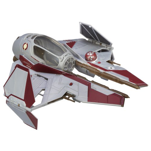 Obiwans Jedi Starfighter Vehicle