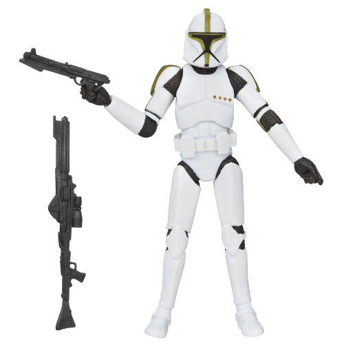 Black Series Clone Trooper Sergeant