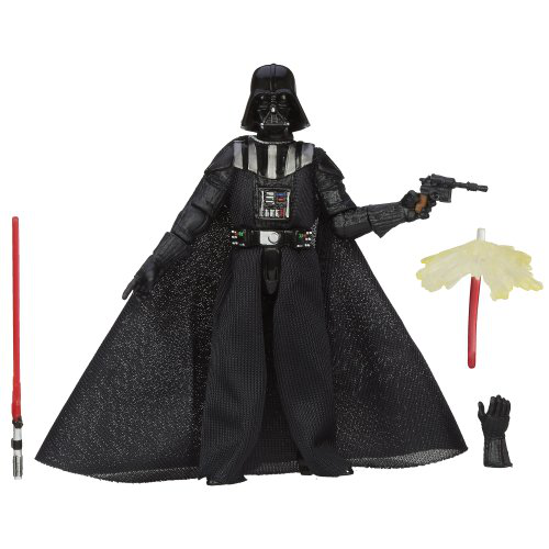 Black Series Darth Vader Figure 3