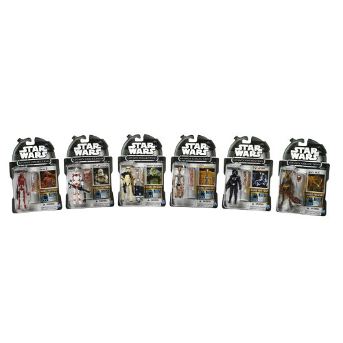 Legacy Collection Droid Factory Action